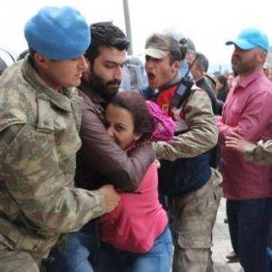 Kahramanmaraş'ta çadır kent gerginliği !