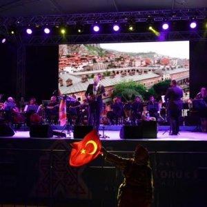 Yöresel Senfoni Orkestrası'ndan Muhteşem Konser