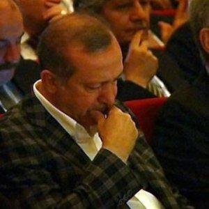 Erdoğan gözyaşlarını tutamadı !
