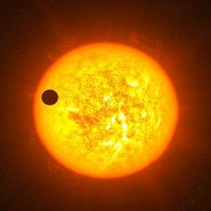 Merkür Güneş'in önünden geçiyor