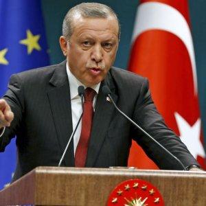 Erdoğan'dan Avrupa Günü'nde sert mesaj