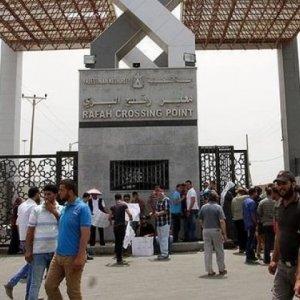 Mısır'da o sınır kapısı için karar verildi !