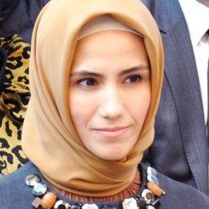 Sümeyye Erdoğan'ın kınası 7 Mayıs'ta olmuş