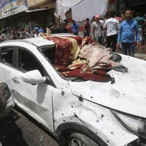 Irak yangın yeri ! 19 kişi ölü