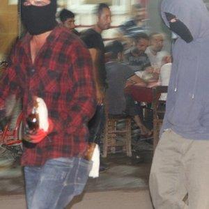 Terörist için anma yapmak isteyen PKK'lılara polis müdahalesi