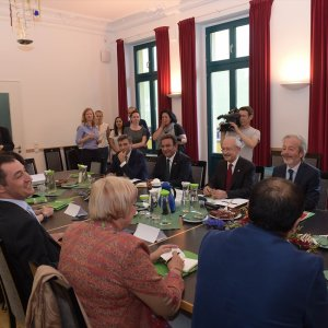 CHP liderinden Almanya ziyareti