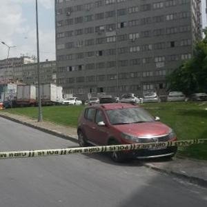 ''Bombalı araç'' Zeytinburnu'nda bulundu