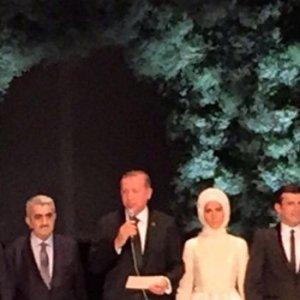 Erdoğan'dan kızı Sümeyye için duygusal konuşma !