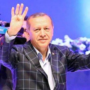 Erdoğan: Ben halkımdan besleniyorum