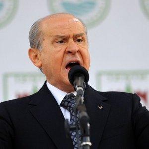 """Devlet Bahçeli ateş püskürdü: """"Rezilliktir"""""""