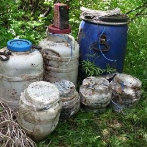 Bitlis'te 600 kilogram patlayıcı ele geçirildi !