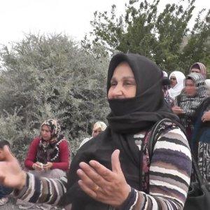 Şehit cenazesinde Demirtaş'a Kürtçe beddua