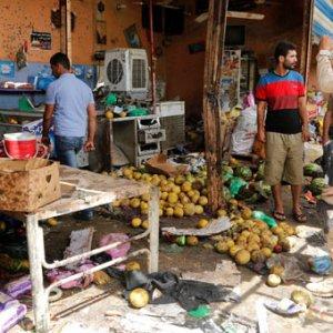 Başkentte korkunç saldırı: 44 ölü, 100 yaralı