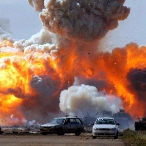Irak'ta 4 ayrı yerde patlama: En az 69 ölü...