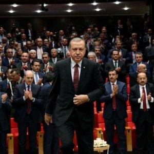 FT: ''Erdoğan'ın tek adam olma mücadelesinin riskleri''