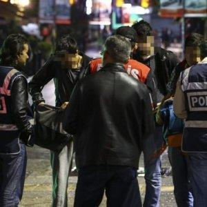 Ankara'da 4 bin polisle 'Huzur Operasyonu'
