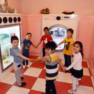 Minikler Oyuncak Müzesi'ne akın etti