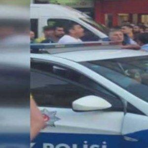 Bağcılar'da polis linç edildi !