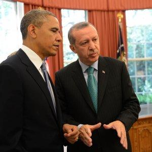 ABD Başkanı Obama'dan Erdoğan'a kritik telefon !