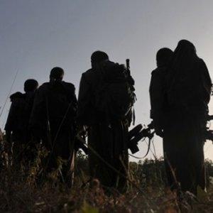 Nusaybin'de 25 terörist teslim oldu !