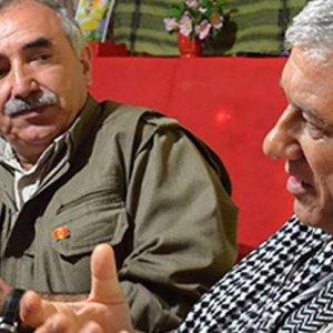 Cemil Bayık ve Murat Karayılan birbirine düştü