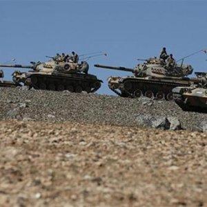 Sınırda şok iddia: ''Türk askeri Suriye'ye girdi !''
