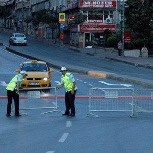 İstanbul'da bu yollar kapatıldı