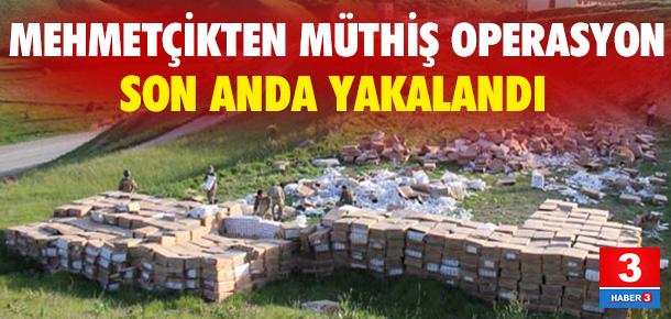 PKK'nın finans kaynağına büyük darbe !