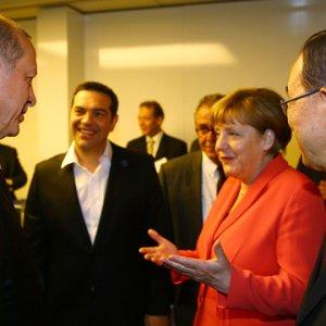 Merkel'den sürpriz Türkiye çıkışı