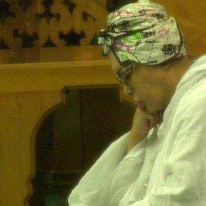 Bülent Ersoy Oya Aydoğan için camide dua etti