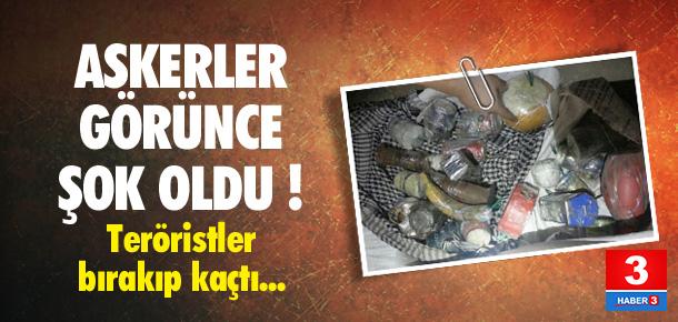 Şırnak'taki meyveler askeri hayrete düşürdü !