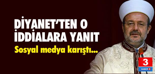 Diyanet'ten Atatürk heykeli açıklaması