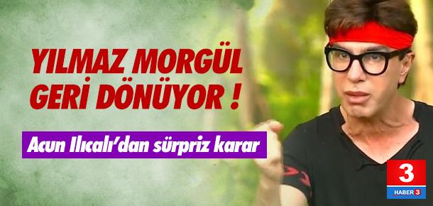 Acun Ilıcalı, Yılmaz Morgül için kararını verdi