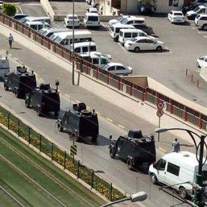 Gaziantep'te IŞİD'e operasyon