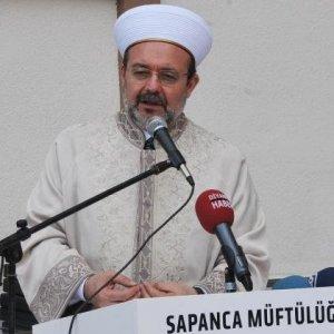 """""""Tüm Müslümanlığın umutları bize bağlı"""""""
