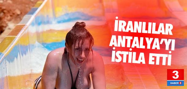 İranlı turistlerin Türkiye'deki durağı oldu