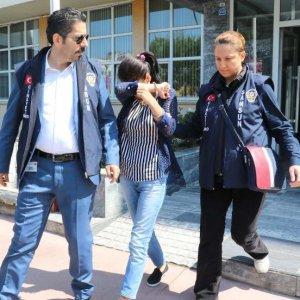 Terk edilen bebeğin annesi ve anneannesi tutuklandı