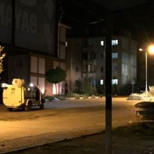 Van'da PKK'lılara gece yarısı soğuk duş !