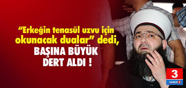 Cübbeli Ahmet'i yakan sözler