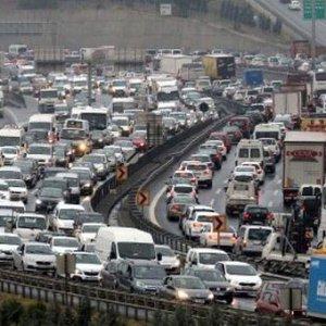 İstanbulluların trafik çilesi başladı !