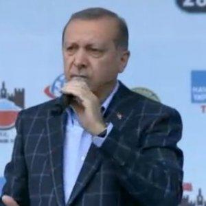 Erdoğan ve Binali Yıldırım'dan çok sert sözler
