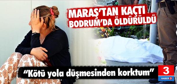Eski Eşini Bodrum'da Bulup Öldürdü