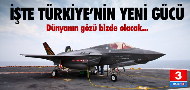 Tek tek görücüye çıktılar ! İşte Türkiye'nin yeni gücü