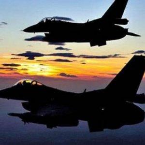 TSK'dan Kuzey Irak'a hava harekatı !