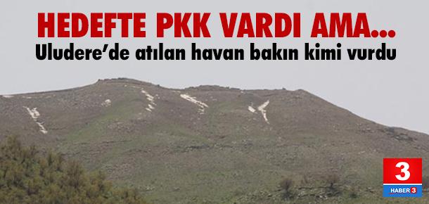 PKK'ya atılan havan kaçakçıları vurdu: 1 ölü, 5 yaralı