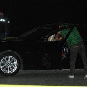 Lüks araçta infazda yasak aşk iddiası