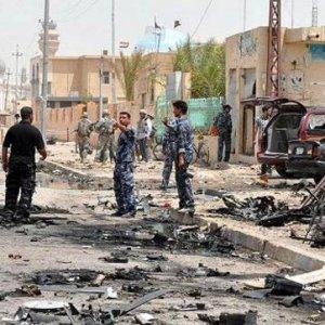 Bağdat'ta 3 ayrı patlama !