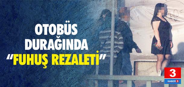 İstanbul'da fuhuş pazarlığı duraklara taşındı !