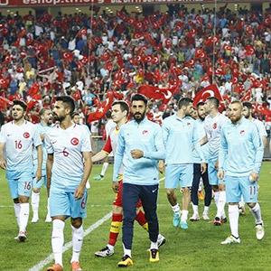 A Milli Takım'ın EURO 2016 kadrosu açıklandı