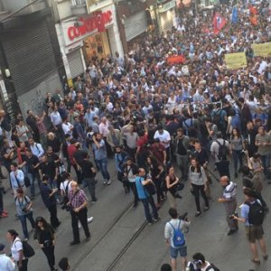 Gezi'nin yıldönümü için bir araya geldiler !